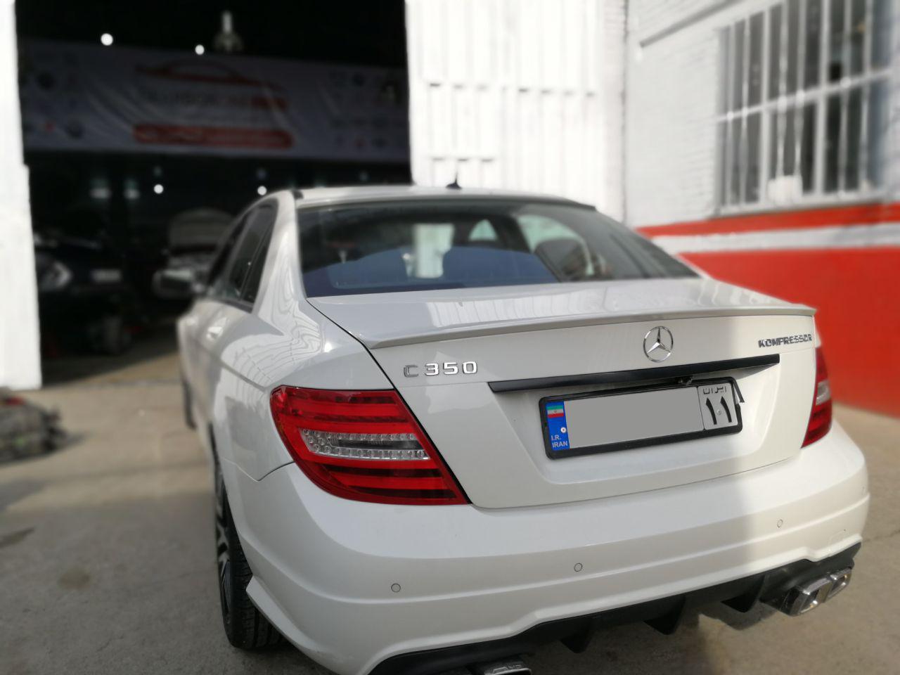 فروش گیربکس بنز در تهران